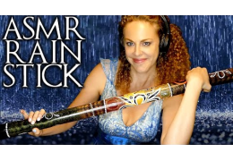 ASMR Rain Stick Sounds