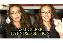 ASMR Sleep Hypnosis Session