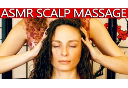 Binaural ASMR Scalp Massage