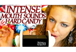 ASMR Hard Candy Mouth Sounds