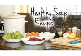 Healthy Soup Recipe For Belly Fat