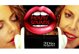 ASMR Soft & Wet Mouth Sounds