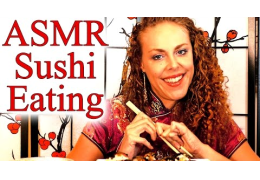 ASMR Best Friend Sushi Lunch Date