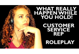 ASMR Customer Service Roleplay