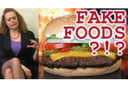 What is Real vs. Fake Food?