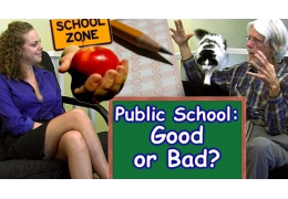 Public School: Education or Behavior Modification?