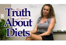 Diet Truth: Low Fat, High Carb Diets?