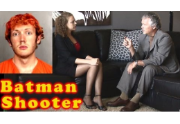 Insights Into Batman Shooter James Holmes & Mental Illness