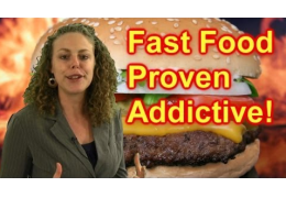 Fast Food Proven Addictive as Drugs
