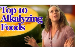 Top 10 Healthy, Alkalizing Foods for Energy
