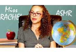 ASMR School Teacher Roleplay