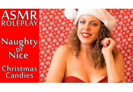 ASMR Roleplay Santa's Girlfriend
