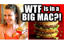 WTF is in a Big Mac?!
