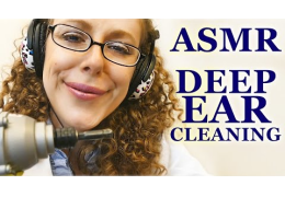 Binaural ASMR Ear Cleaning Roleplay