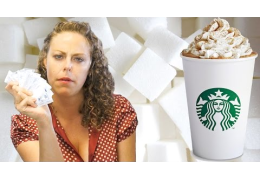 You Won't Believe The Sugar in Starbucks Coffee!