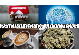 Psychology of Addiction & Substance Abuse