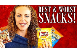 Worst Snacks & Healthy Alternatives