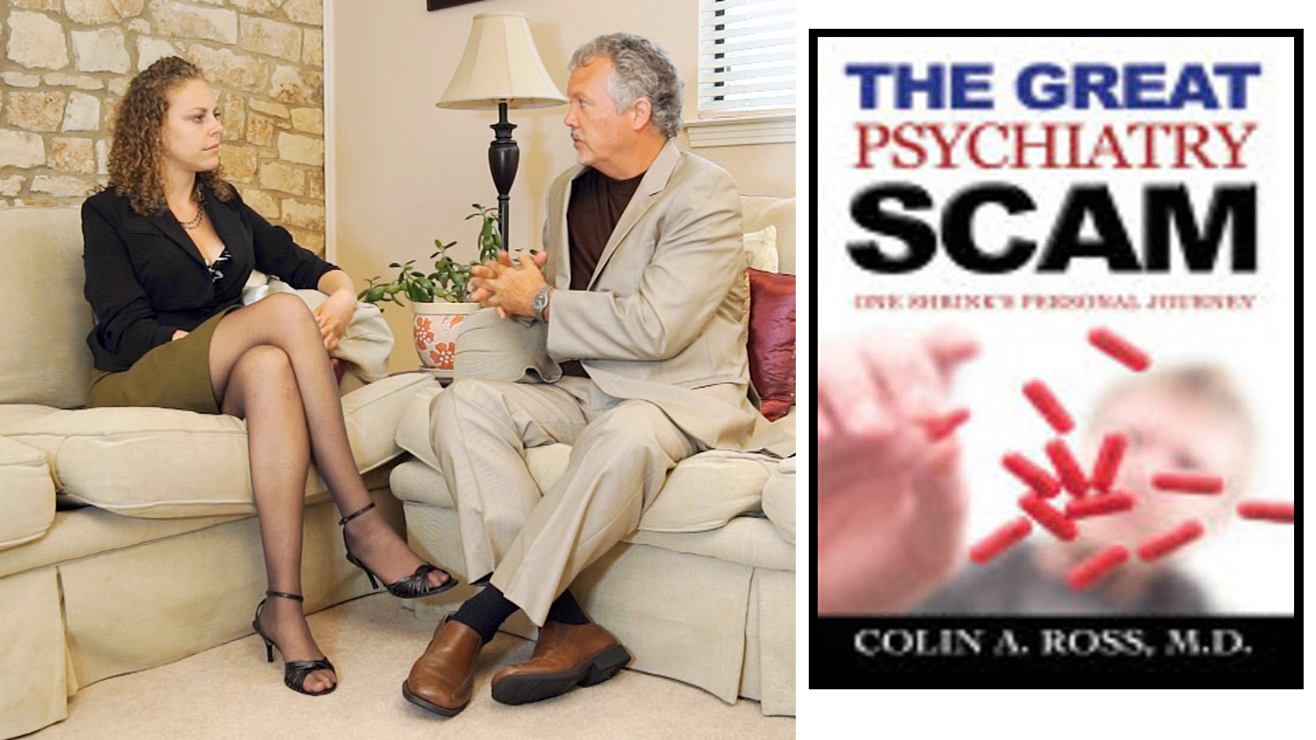 The Great Psychiatry Scam