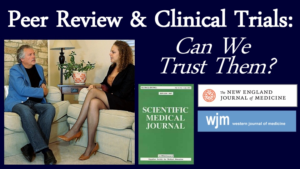 Psychiatrist Tells the Truth About Clinical Trials