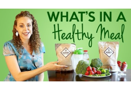 What's a Healthy Meal?