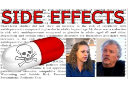 Side Effects From Mental Health Medications