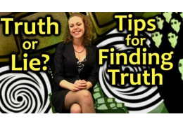 How to Find Truth, Crazy Conspiracy Theories Part 2