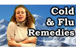 Natural Cold & Flu Remedy Tips
