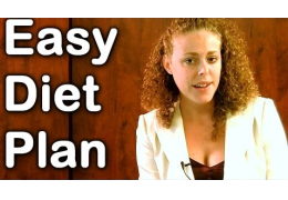 Easy Diet Weight Loss Plan That Really Works