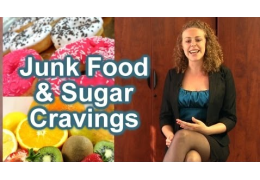 How to Beat Sugar & Fast Food Craving & Lose Weight
