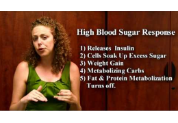 How to Lose or Gain Weight, Blood Sugar Tips