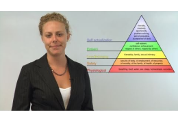 Expanded Maslow's Hierarchy of Needs