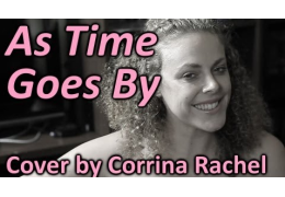 As Time Goes By Cover