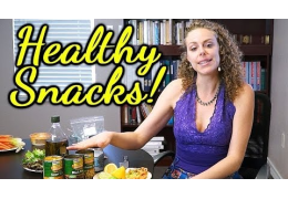 Healthy Snack Ideas for Weight Loss!