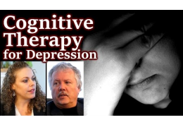 Cognitive Therapy for Depression & Anxiety